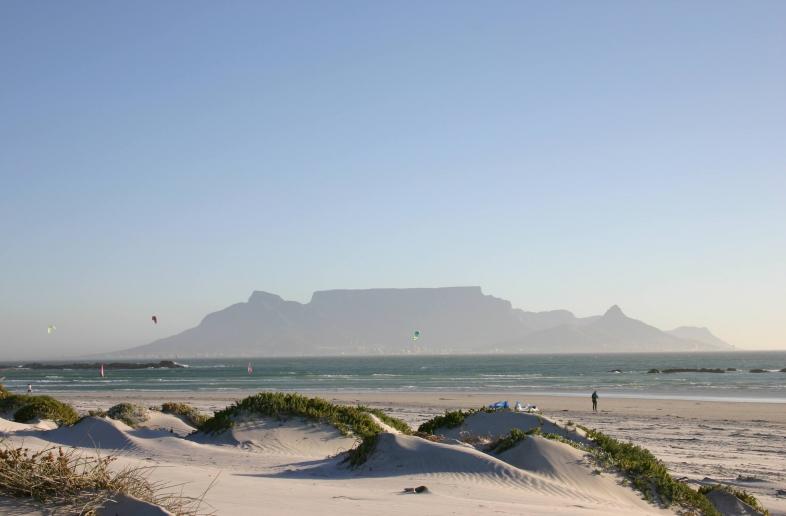 Johannesburg – Kaapstad Kampeer