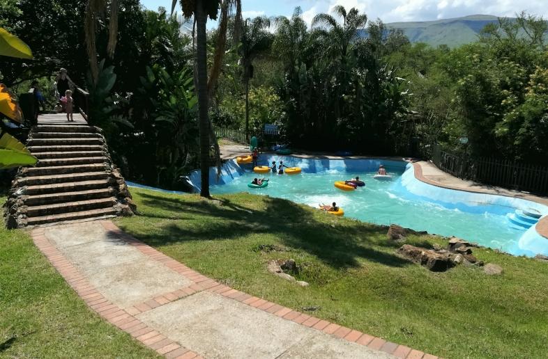 Badplaas Forever Resort – Campsite