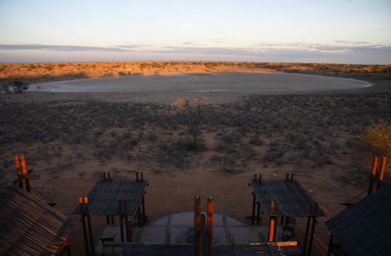 Bitterpan Wilderness Restcamp