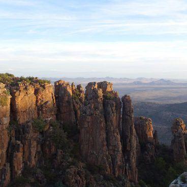 Zuid-Afrika reis Garden Route