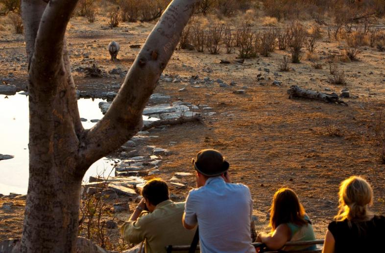 Somabula Nature Reserve Campsite