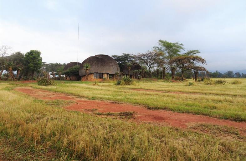 Mlilwane Restcamp – Chalet