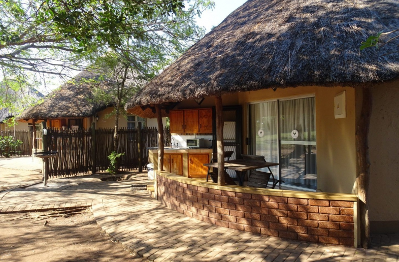 Satara Restcamp – Chalet
