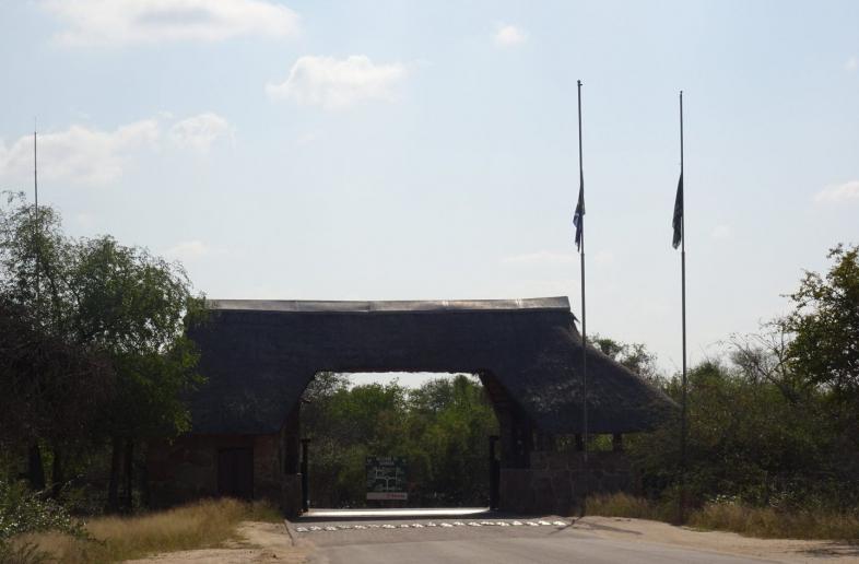 Skukuza Restcamp – Chalet