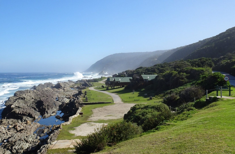 Storms River Mouth Restcamp – Campsite